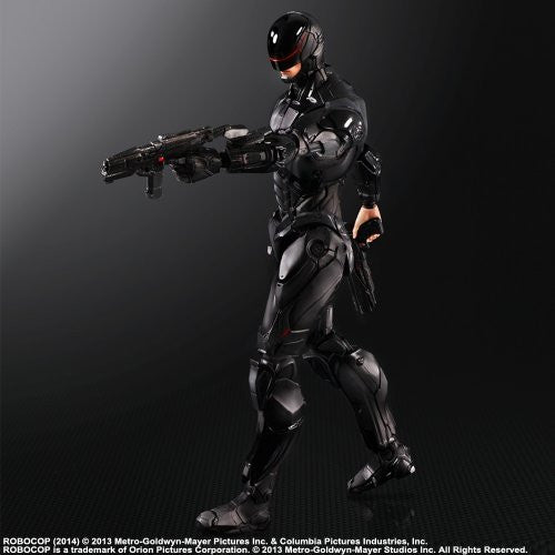 Image 6 for RoboCop - Play Arts Kai - 3.0 (Square Enix)