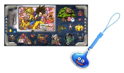 Dragon Quest Monsters: Joker 2 Professional Cleaner Strap Set for 3DS