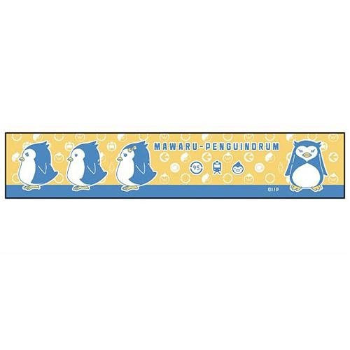 Image 1 for Mawaru Penguindrum - Penguin 2-gou - Penguin 1-gou - Penguin 3-gou - Esmeralda - Towel (Movic)