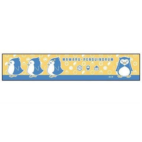 Image for Mawaru Penguindrum - Penguin 2-gou - Penguin 1-gou - Penguin 3-gou - Esmeralda - Towel (Movic)