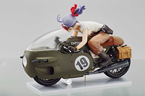 Image 4 for Dragon Ball - Bulma - Desktop Real McCoy 03 (MegaHouse)