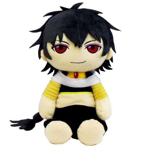 Image 1 for Magi - Labyrinth of Magic - Judal - Kuttari Cushion - S (Bandai)
