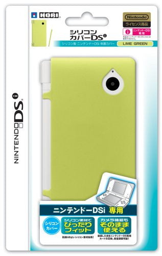 Image 1 for Silicon Cover DSi (Lime Green)