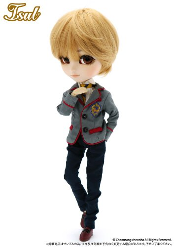 Image 2 for Isul I-931 - Pullip (Line) - Cedric - 1/6 - Groove Presents School Diary Series (Groove)
