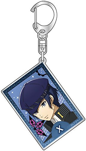Image for Persona 4: the Golden Animation - Shirogane Naoto - Keyholder (Broccoli)