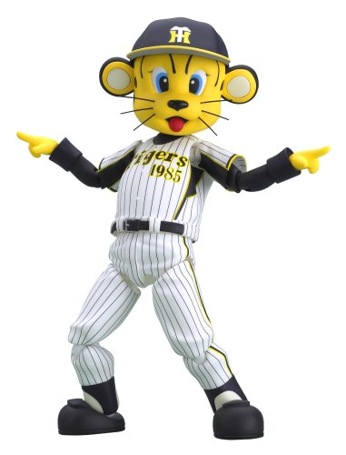 Image 1 for Hanshin Tigers - Tolucky - Figma #021 - Homerun Ver. (Max Factory)