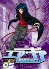 Air Gear DVD Vol.5