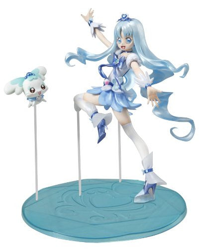 Image 2 for Heartcatch Precure! - Coffret - Cure Marine - Excellent Model - 1/8 (MegaHouse)