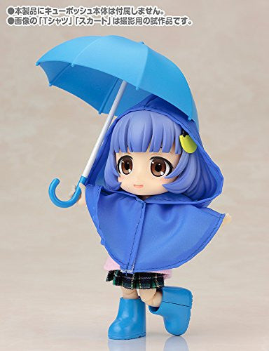 Image 7 for Cu-Poche - Cu-Poche Extra - Rainy Day Set - Blue (Kotobukiya)
