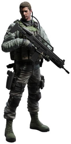 Image 1 for Biohazard 6 - Chris Redfield - Capcom Figure Builder Creator's Model (Cafe Reo, Capcom)