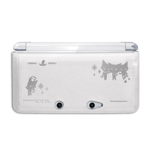 Image 2 for Tongari Boushi to Mahou no Machi TPU Cover for 3DS