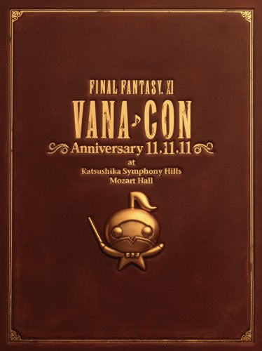 Image 1 for FINAL FANTASY XI Vana♪Con Anniversary 11.11.11