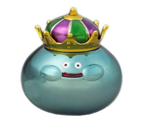 Dragon Quest - King Slime - Metallic Monsters Gallery (Square Enix)
