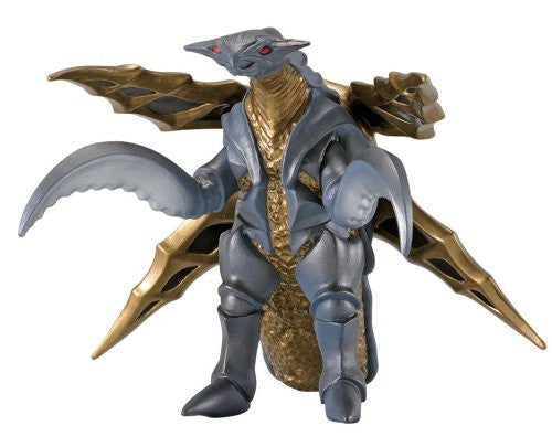 Image 1 for Ultraman Tiga & Ultraman Dyna & Ultraman Gaia: Battle in Hyperspace - Bajiris - Ultra Monster Series #50 (Bandai)