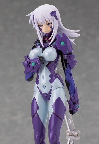 Image 6 for Muv-Luv Alternative Total Eclipse - Cryska Barchenowa - Figma #180 (Max Factory)