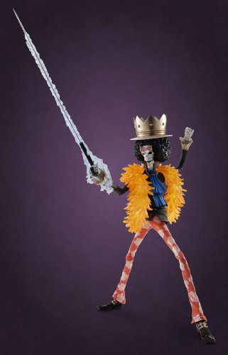 "Image 3 for One Piece - Brook - Excellent Model - Portrait Of Pirates ""Sailing Again"" - 1/8 - Timeskip (MegaHouse)"