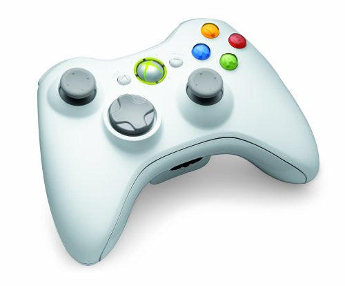 Image 2 for Xbox 360 Wireless Controller (Pure White)