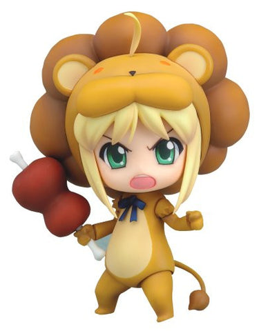 Image for Fate/Tiger Colosseum - Saber Lion - Nendoroid #050 (Good Smile Company)