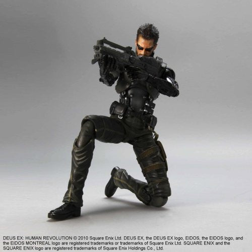 Image 3 for Deus Ex - Deus Ex: Human Revolution - Adam Jensen - Play Arts Kai (Square Enix)