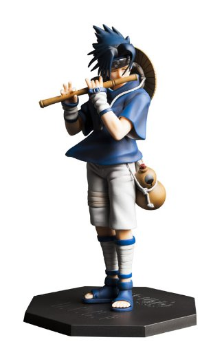 Image 1 for Naruto - Uchiha Sasuke - Door Painting Collection Figure - 1/7 (Plex)