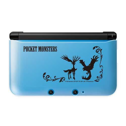 Image 1 for Pokemon TPU Cover for 3DS LL (Print)