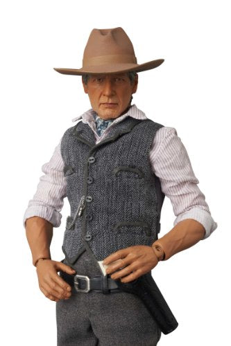 Image 3 for Cowboys & Aliens - Colonel Woodrow Dolarhyde - Real Action Heroes #562 - 1/6 (Medicom Toy)