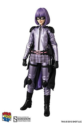 Image 2 for Kick-Ass 2 - Hit-Girl - Real Action Heroes #636 - 1/6 (Medicom Toy)