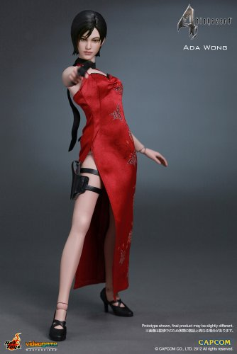 Image 2 for Biohazard 4 - Ada Wong - VideoGame Masterpiece - 1/6 (Hot Toys)