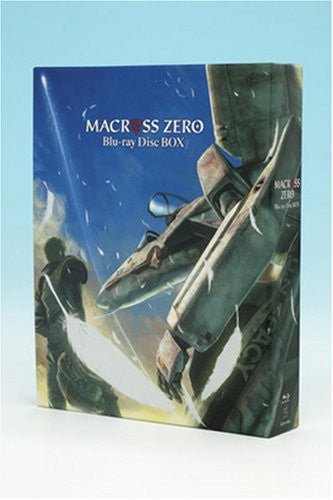 Image 2 for Macross Zero Blu-ray Disc Box