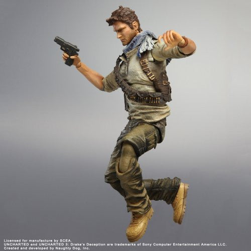 Image 6 for Uncharted 3 - Nathan Drake - Play Arts Kai (Square Enix)