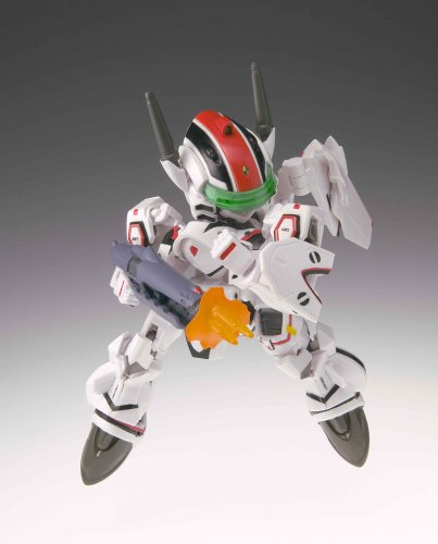 Image 3 for Macross Frontier - VF-25F Messiah Valkyrie (Saotome Alto Custom) - SD∞ (Bandai)