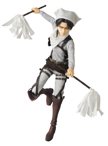 Image 10 for Shingeki no Kyojin - Levi - Real Action Heroes #662 - 1/6 (Medicom Toy)