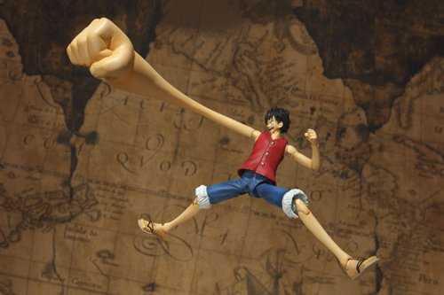 Image 10 for One Piece - Monkey D. Luffy - S.H.Figuarts (Bandai)