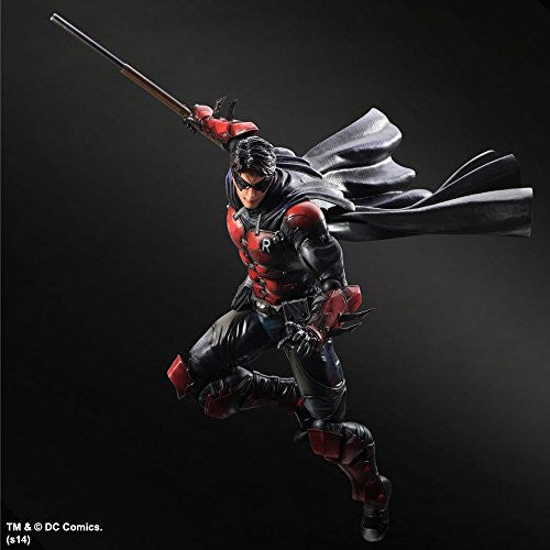 Image 6 for Batman - Batman: Arkham Origins - DC Universe - Robin - Play Arts Kai (Square Enix)