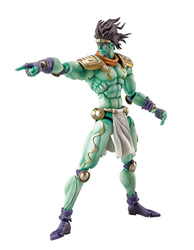 Jojo no Kimyou na Bouken - Stardust Crusaders - Star Platinum - Super Action Statue #1 (Medicos Entertainment)