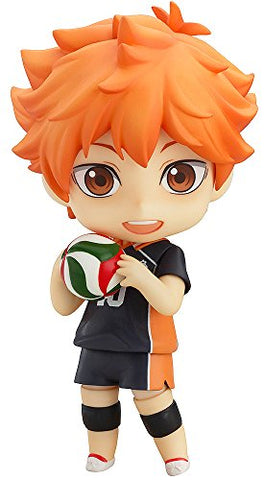 Image for Haikyuu!! - Hinata Shouyou - Nendoroid #461 (Good Smile Company)