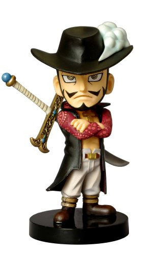 Image 1 for One Piece - Juracule Mihawk - Bobblehead (Plex)
