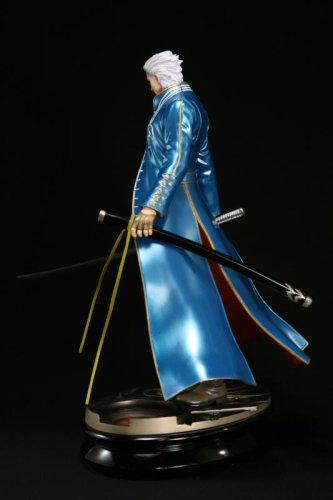 Image 4 for Devil May Cry 3 - Vergil Sparda - ARTFX Statue - 1/6 (Kotobukiya)