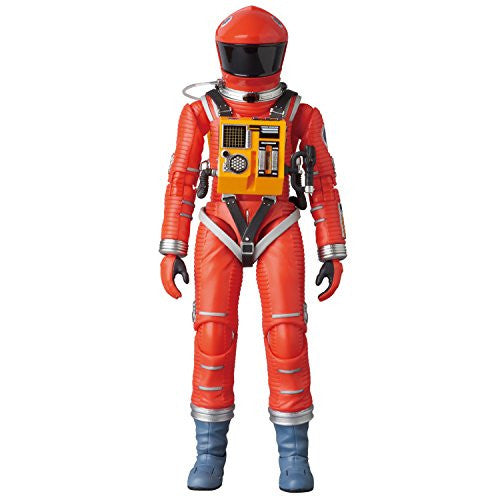 Image 1 for 2001: A Space Odyssey - Mafex No.034 - Space Suit - Orange ver. (Medicom Toy)