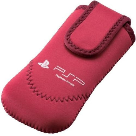 Image for PSP Neoprene Soft Case (Red)