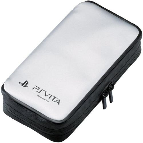 Image 1 for PS Vita Zero Shock Case (Silver)