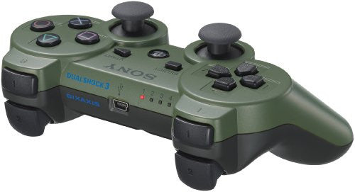 Image 1 for Dual Shock 3 (Jungle Green)