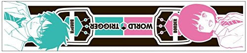 Image 1 for World Trigger - Amatori Chika - Mikumo Osamu - Towel - Muffler Towel (THREE-SIXTY)