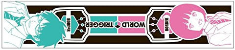 Image for World Trigger - Amatori Chika - Mikumo Osamu - Towel - Muffler Towel (THREE-SIXTY)