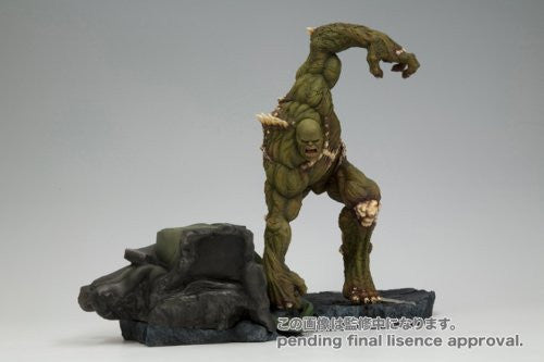 Image 4 for The Incredible Hulk Movie - Abomination - Fine Art Statue - Movie Ver. (Kotobukiya)