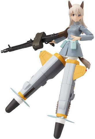 Image for Strike Witches - Eila Ilmatar Juutilainen - Figma #149 (Max Factory)