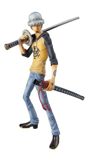 Image 4 for One Piece - Trafalgar Law - Excellent Model - Portrait Of Pirates DX - 1/8 (MegaHouse)