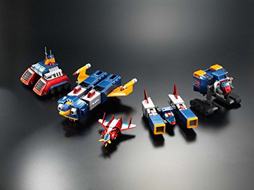 Image 2 for Choudenji Machine Voltes V - Voltes V - Soul of Chogokin GX-31V - 40th Anniv. (Bandai)