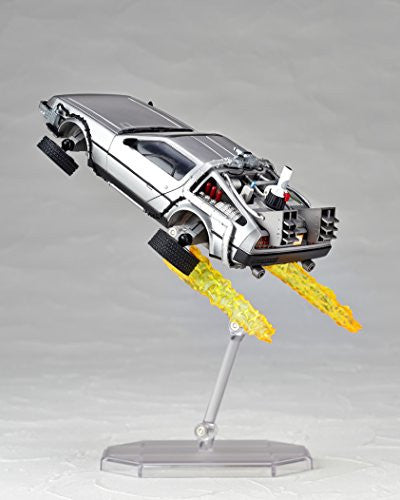Image 9 for Back to the Future Part II - DeLorean Time Machine - Figure Complex Movie Revo No.001 - Revoltech (Kaiyodo)