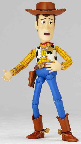 Image 7 for Toy Story - Woody - Revoltech - Revoltech Pixar Figure Collection - 005 (Kaiyodo)